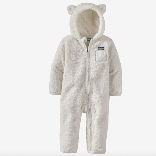 PATAGONIA BABY FURRY FRIENDS BUNTING