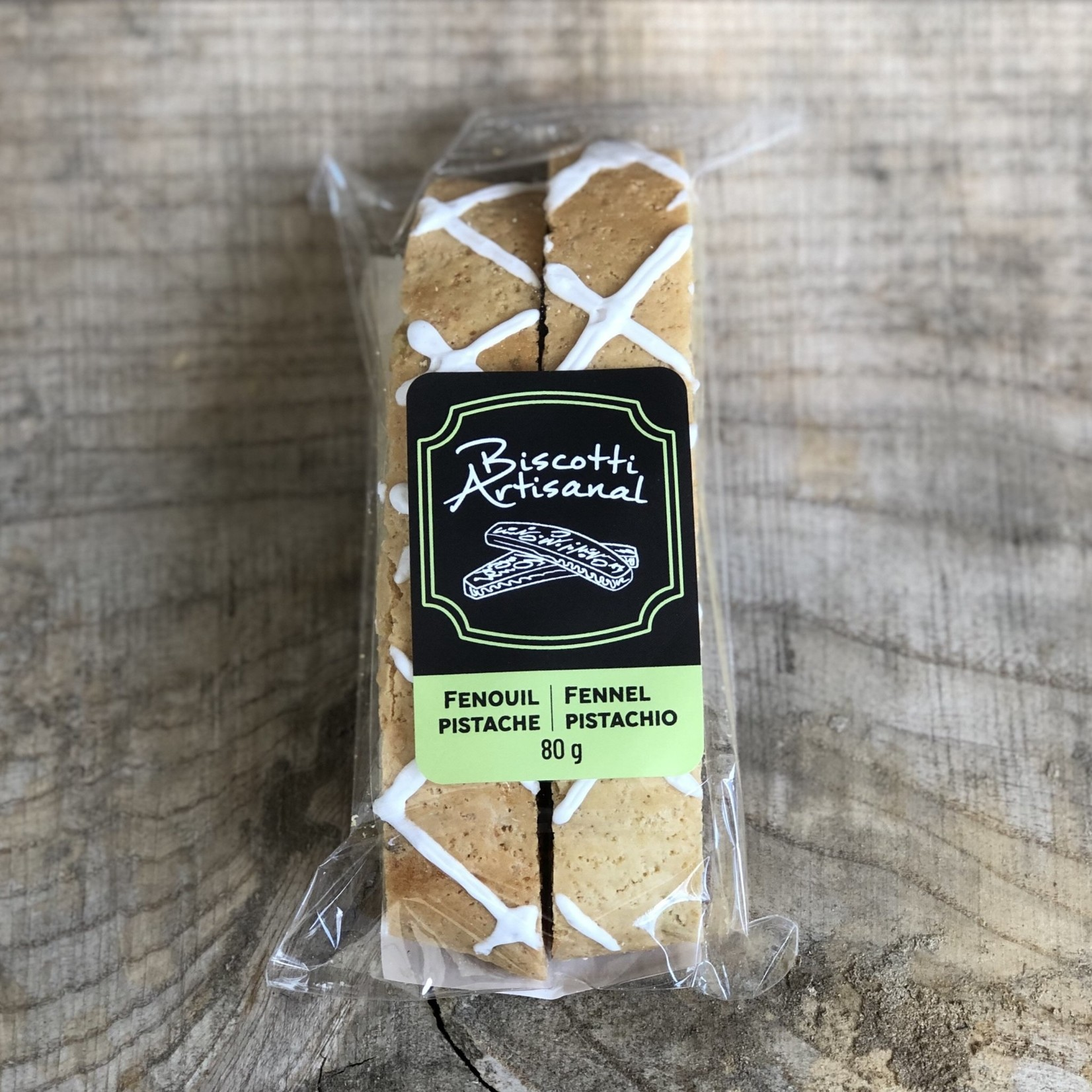 Biscotti Artisanal Fenouil Pistache