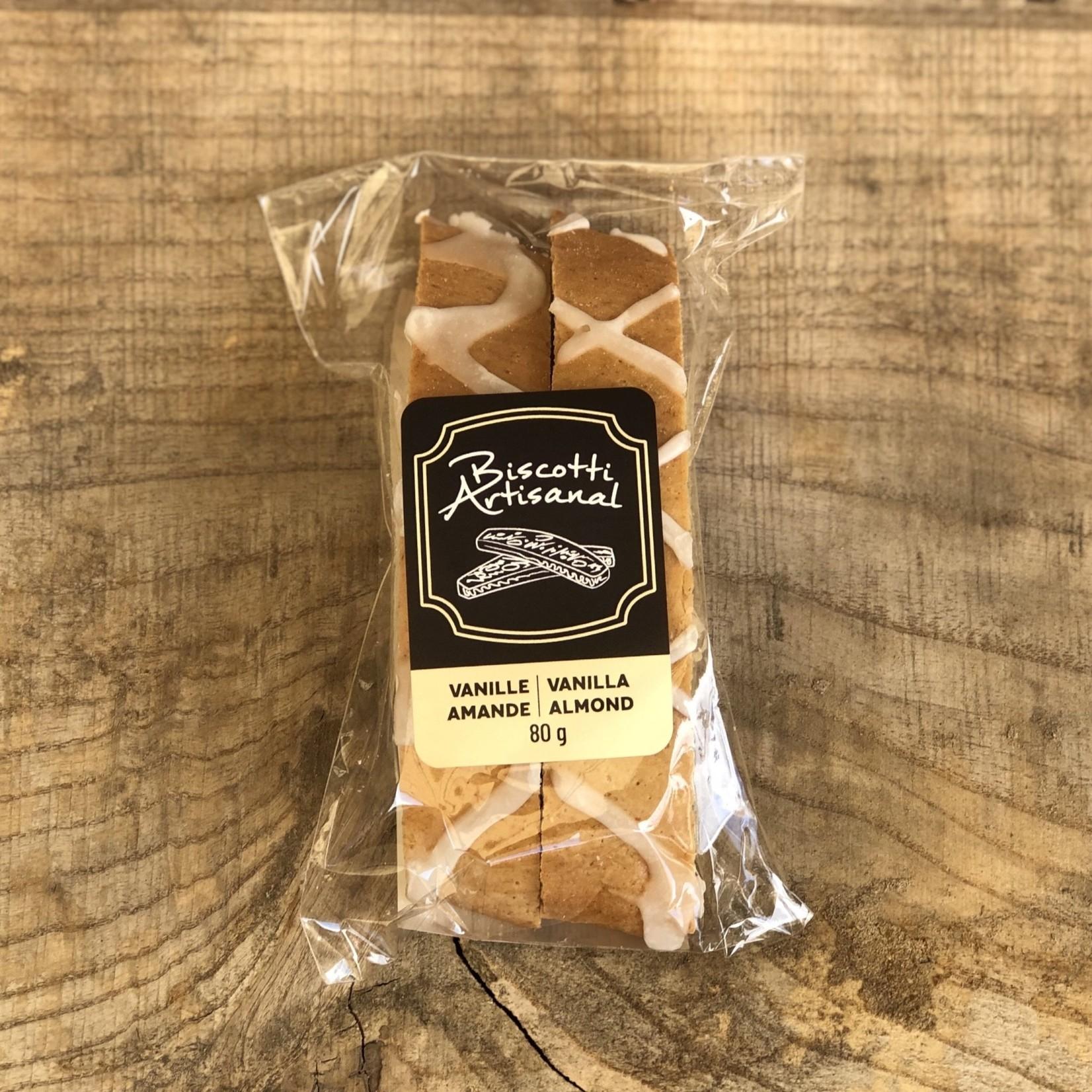 Biscotti Artisanal Vanille Amande