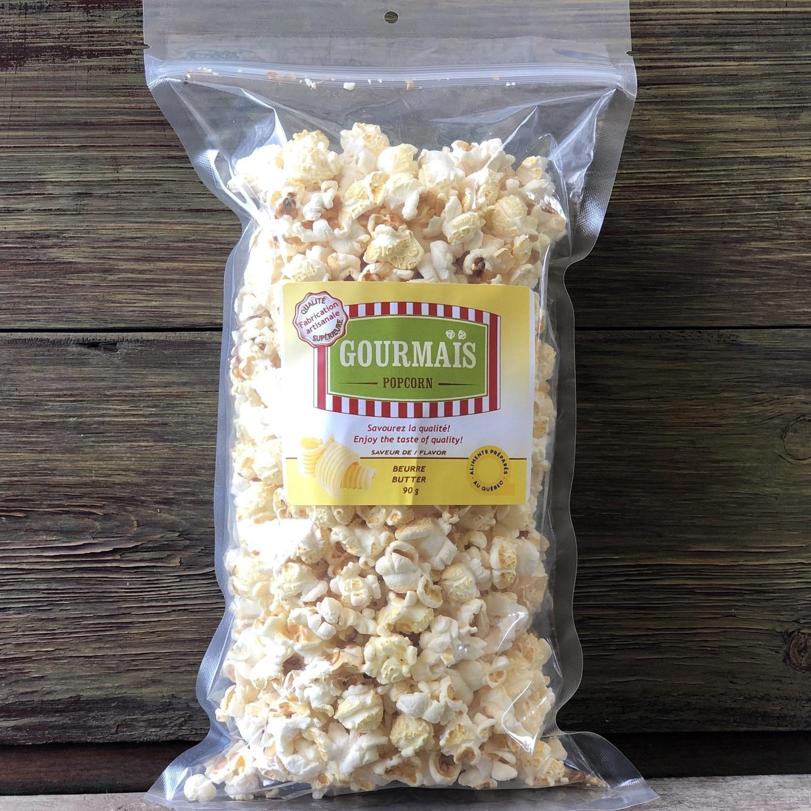 Popcorn Gourmais - Beurre