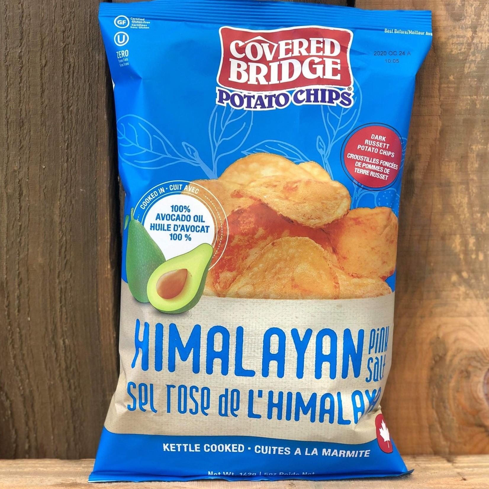 Chips Sel Rose de L'Himalaya