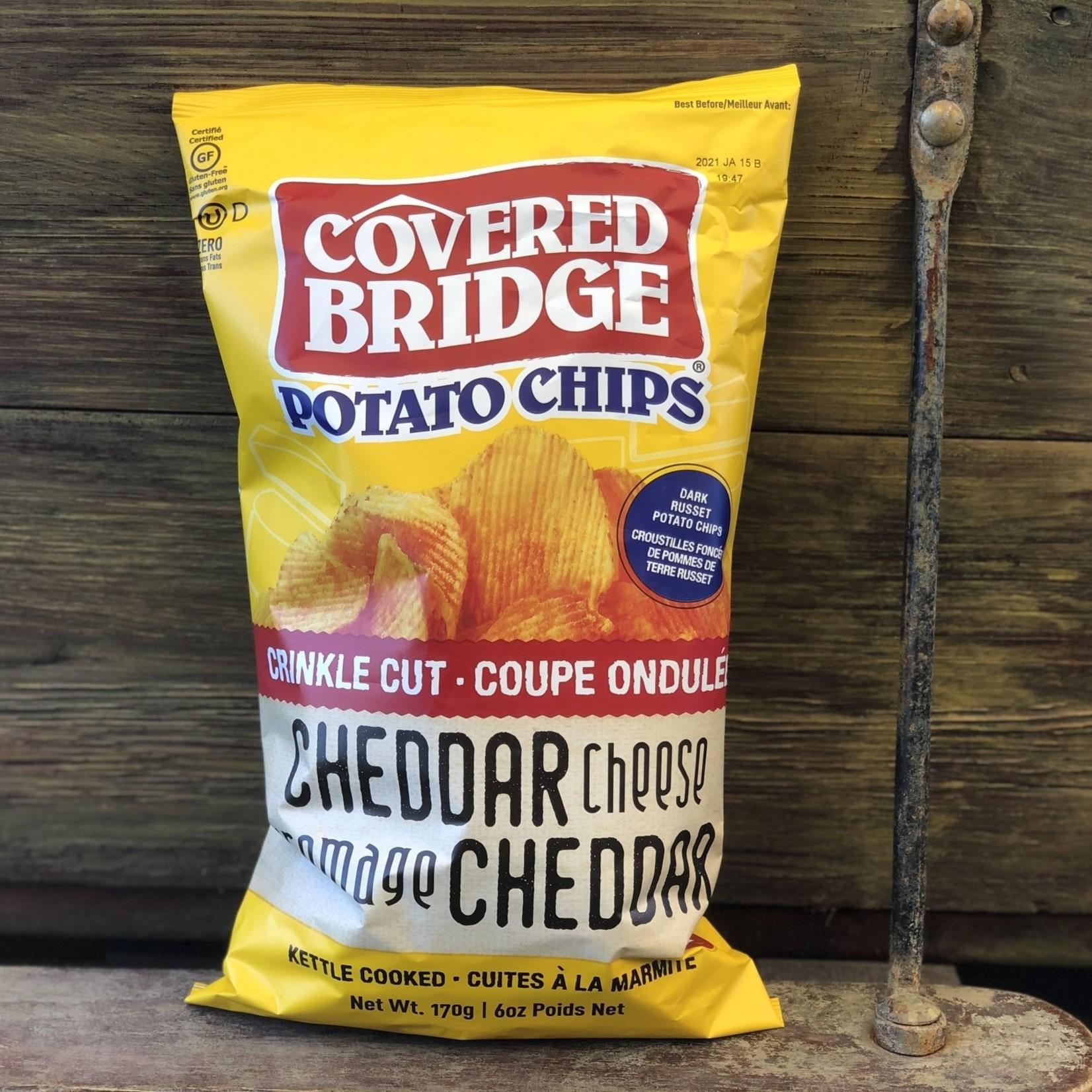 Chips au Cheddar