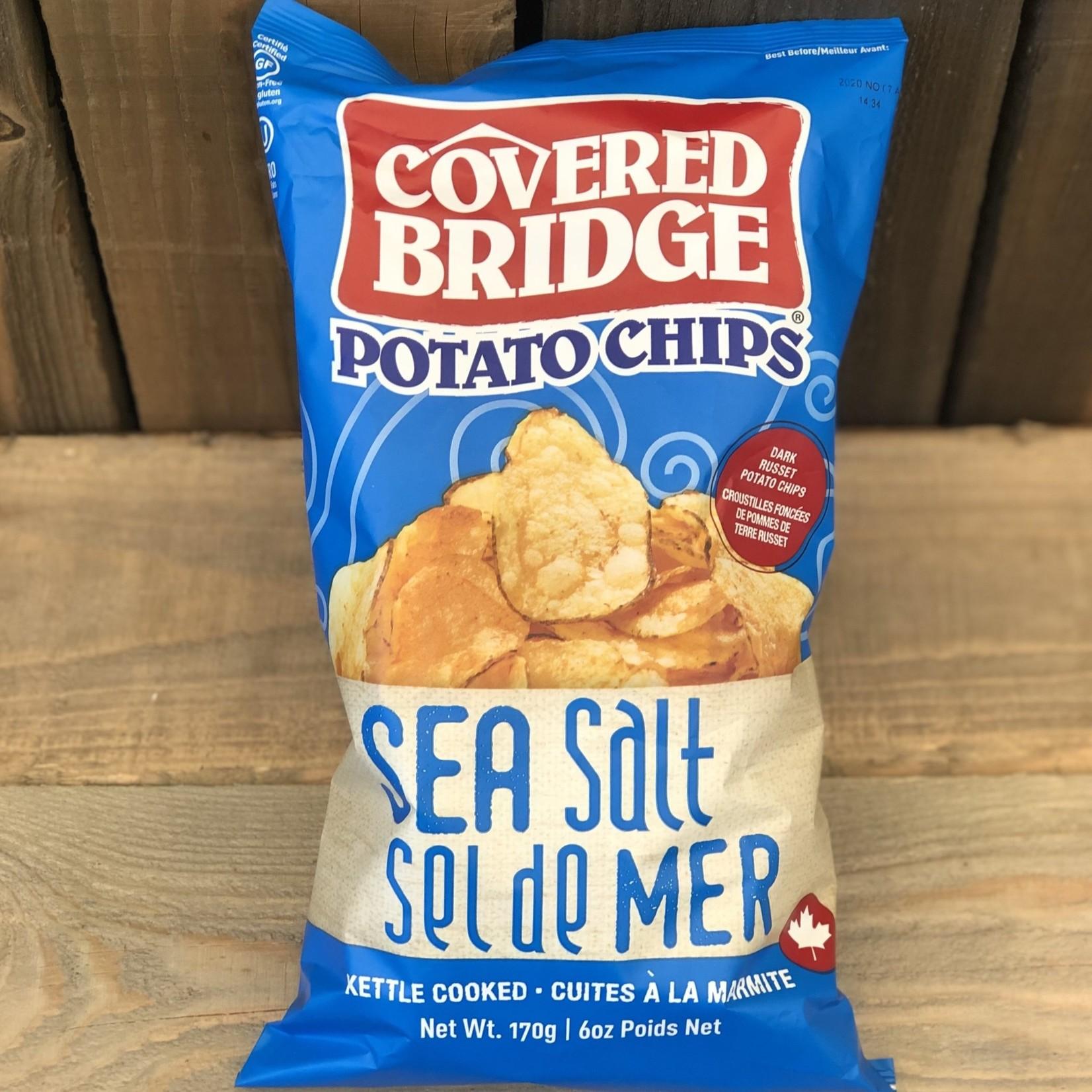 Chips Sel de mer