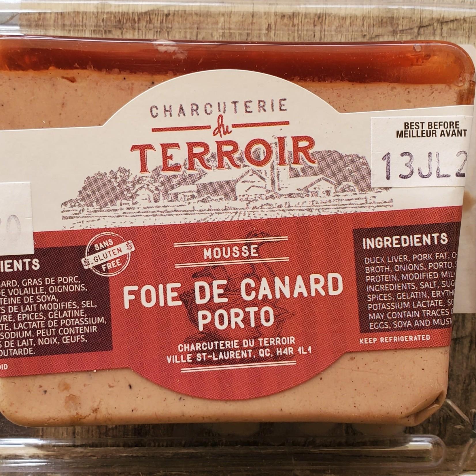 Pâté - Foie Canard Porto