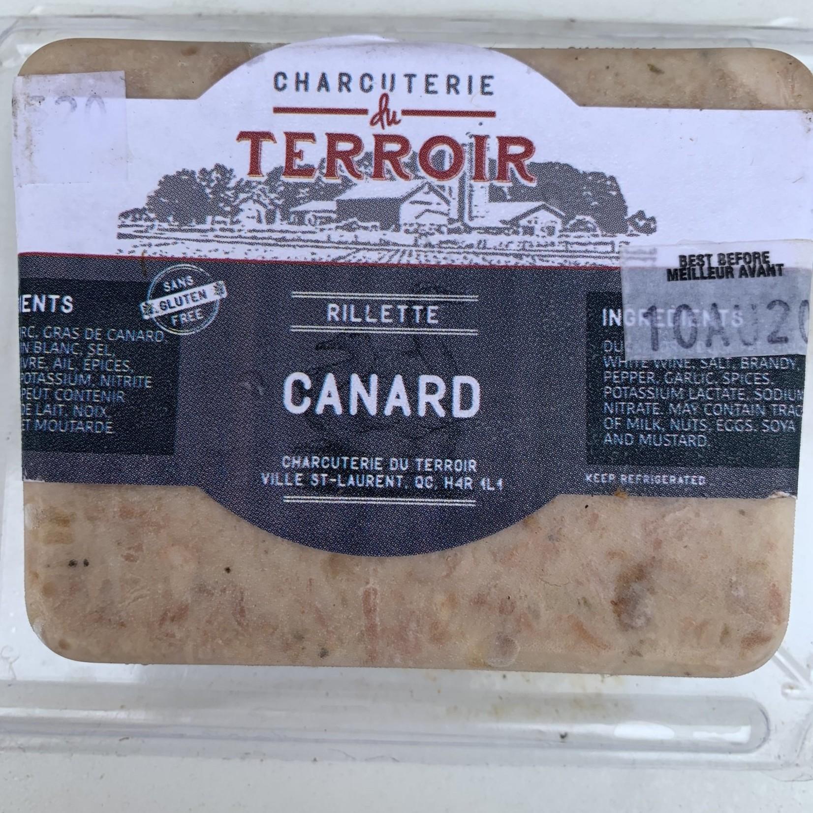 Pâté - Rillette de Canard