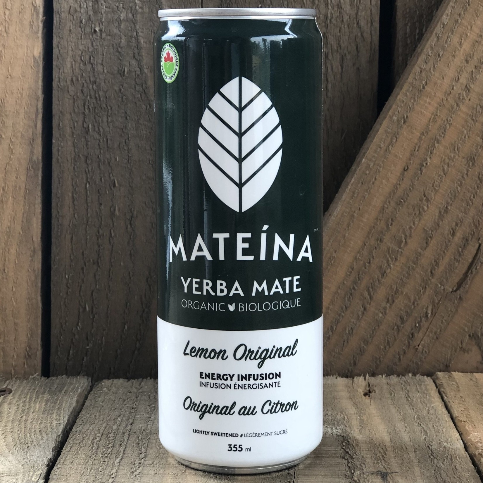 Yerba Mate - Infusion Énergisante - Original au Citron