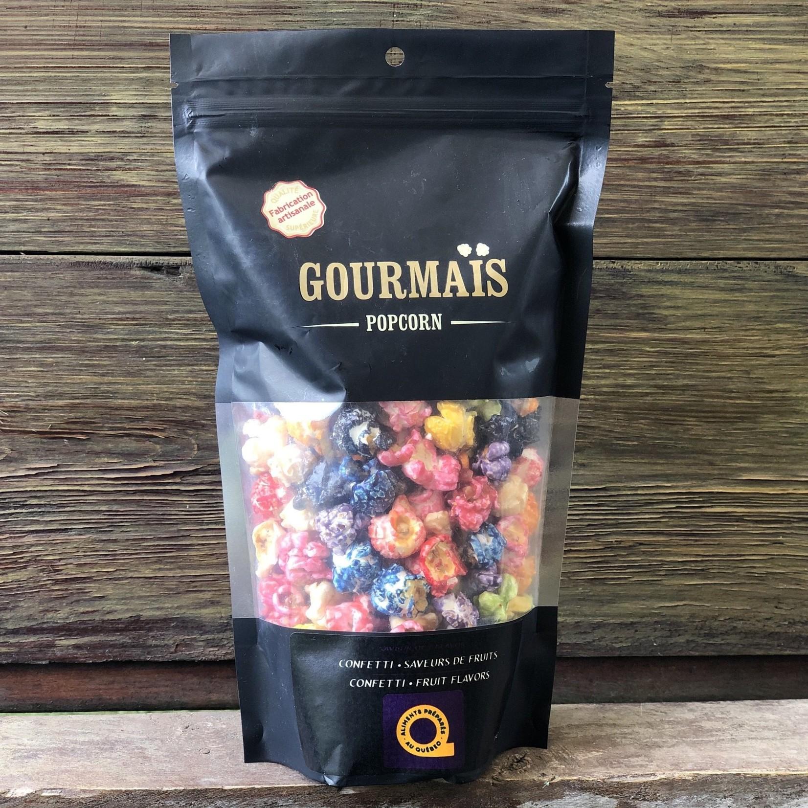 Popcorn Gourmais - Confetti
