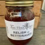 Aux Vieux Chênes Relish de Betteraves (VC)
