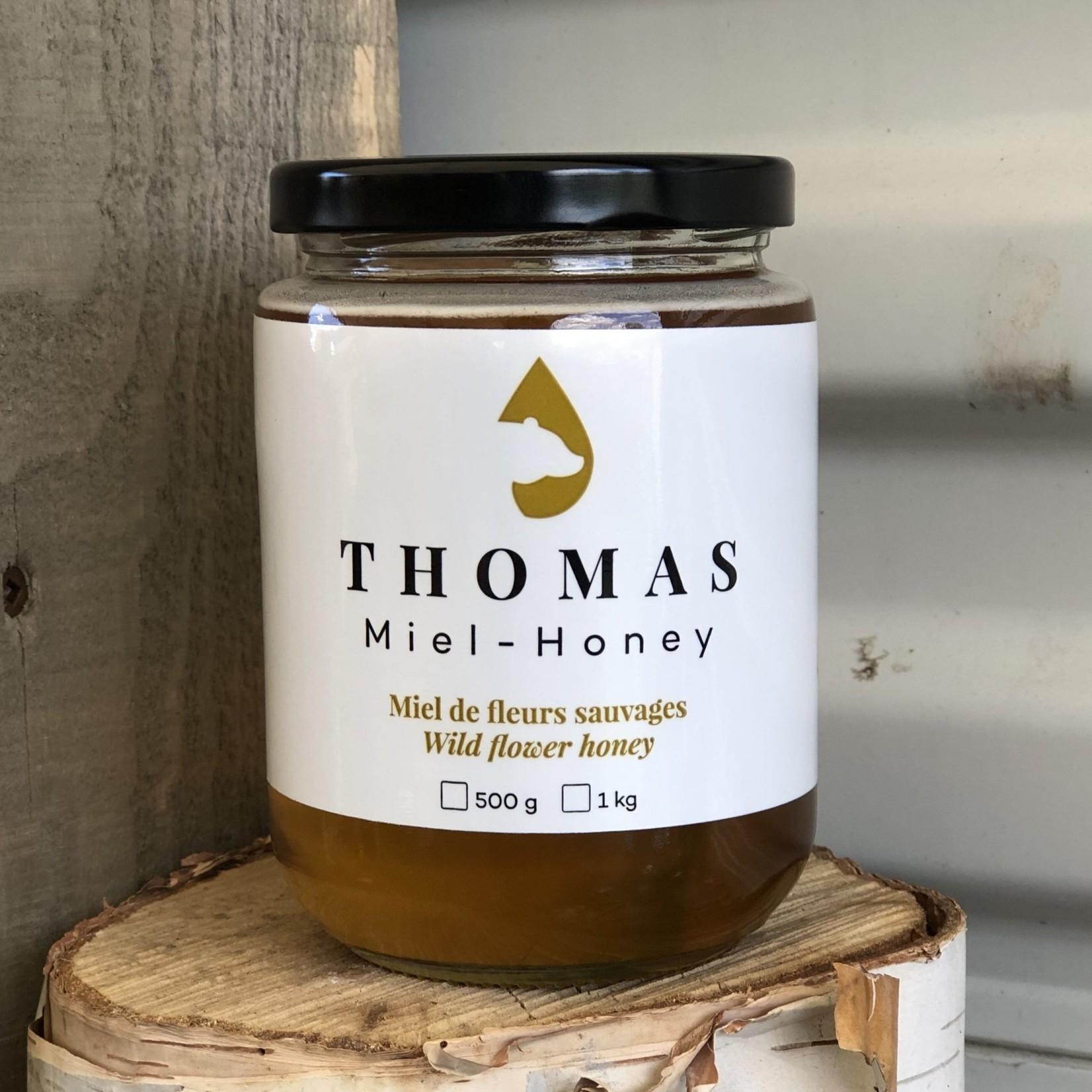 Thomas - Miel de Fleurs Sauvages