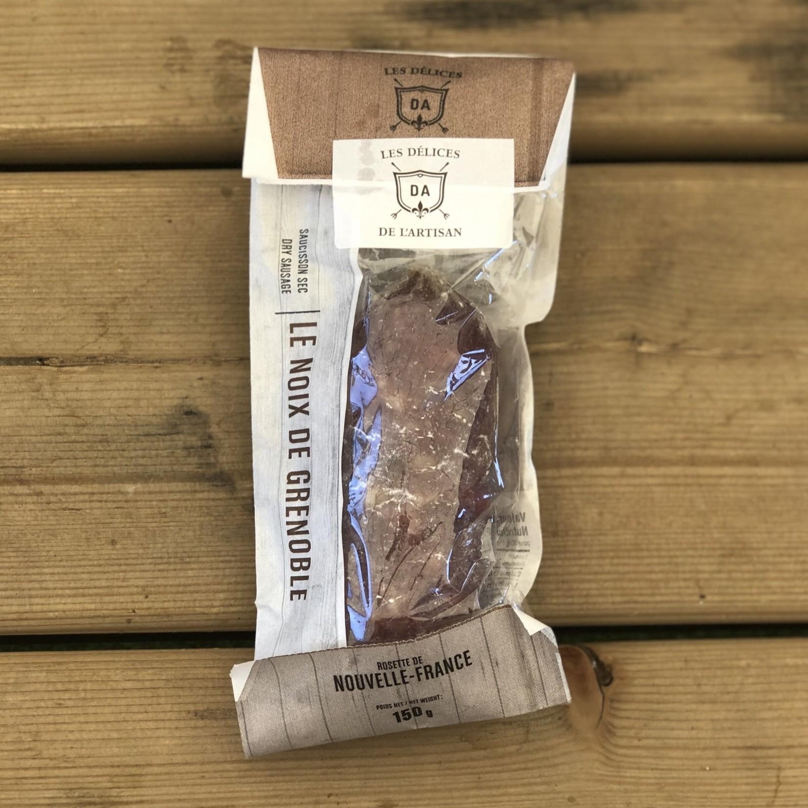 Saucisson artisanal - Le Noix de Grenoble