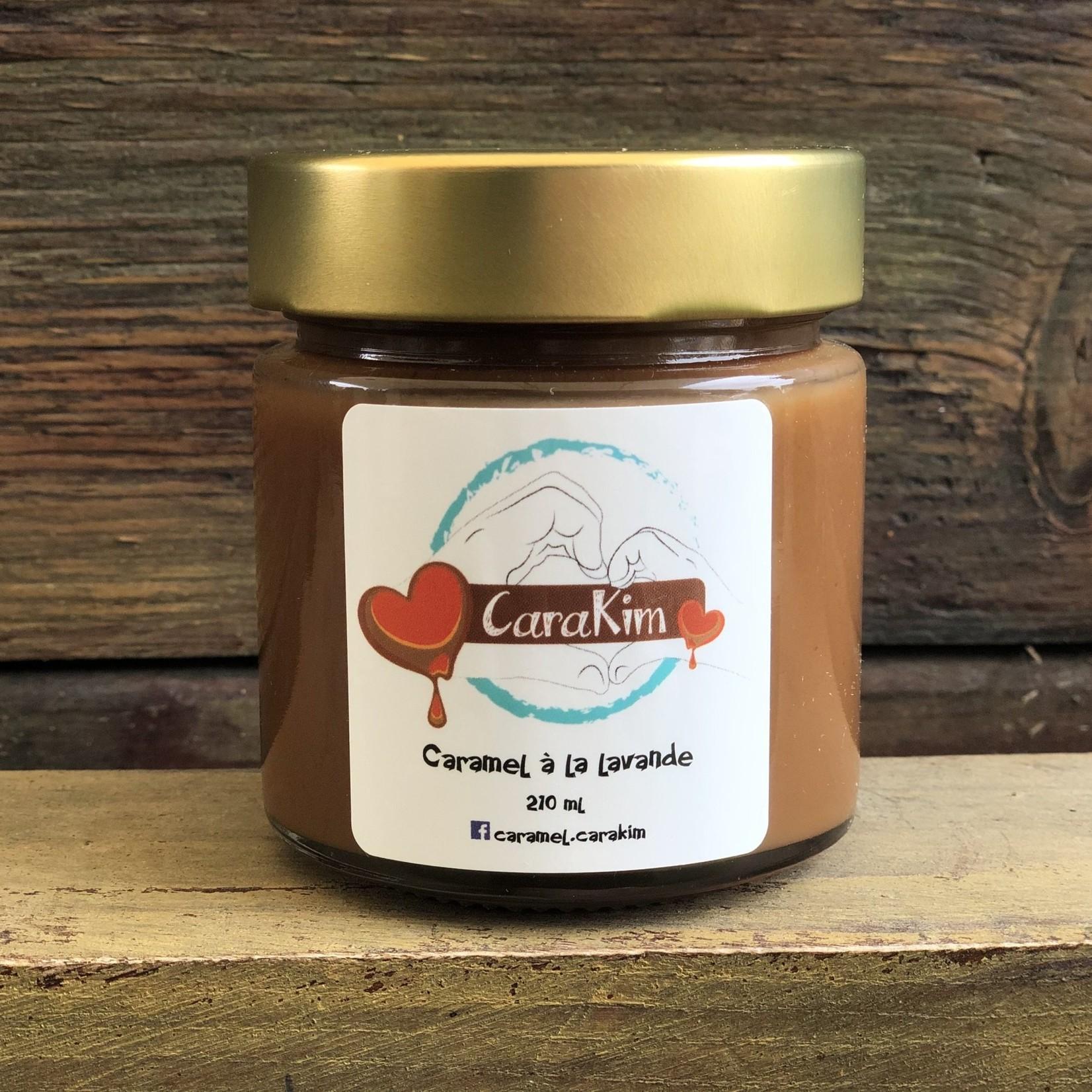 Tartinade - Caramel à la Lavande