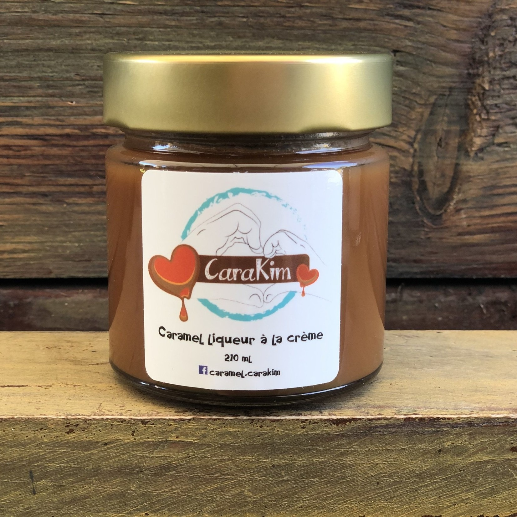Tartinade - Caramel Liqueur à la crème