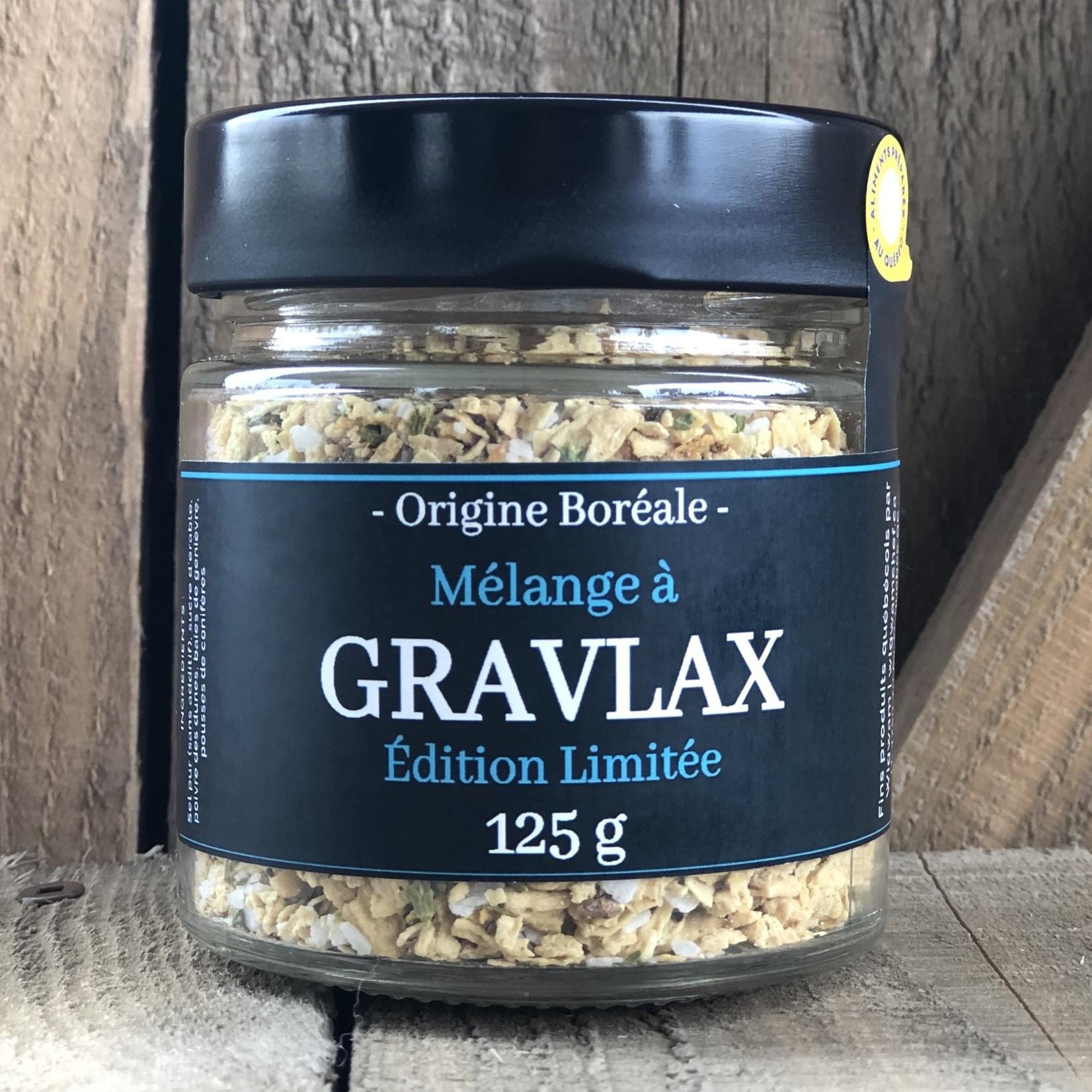Mélange à Gravlax - Origine Boréale - WIGWAM