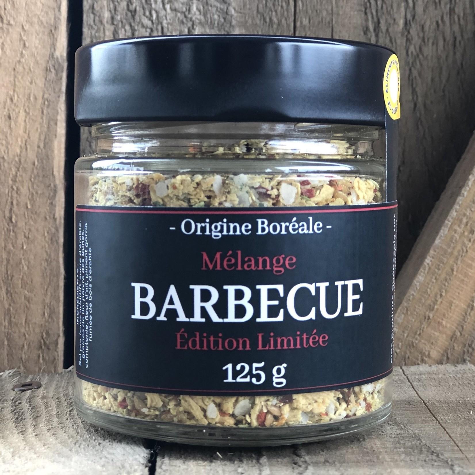 Mélange Barbecue - Origine Boréale - WIGWAM