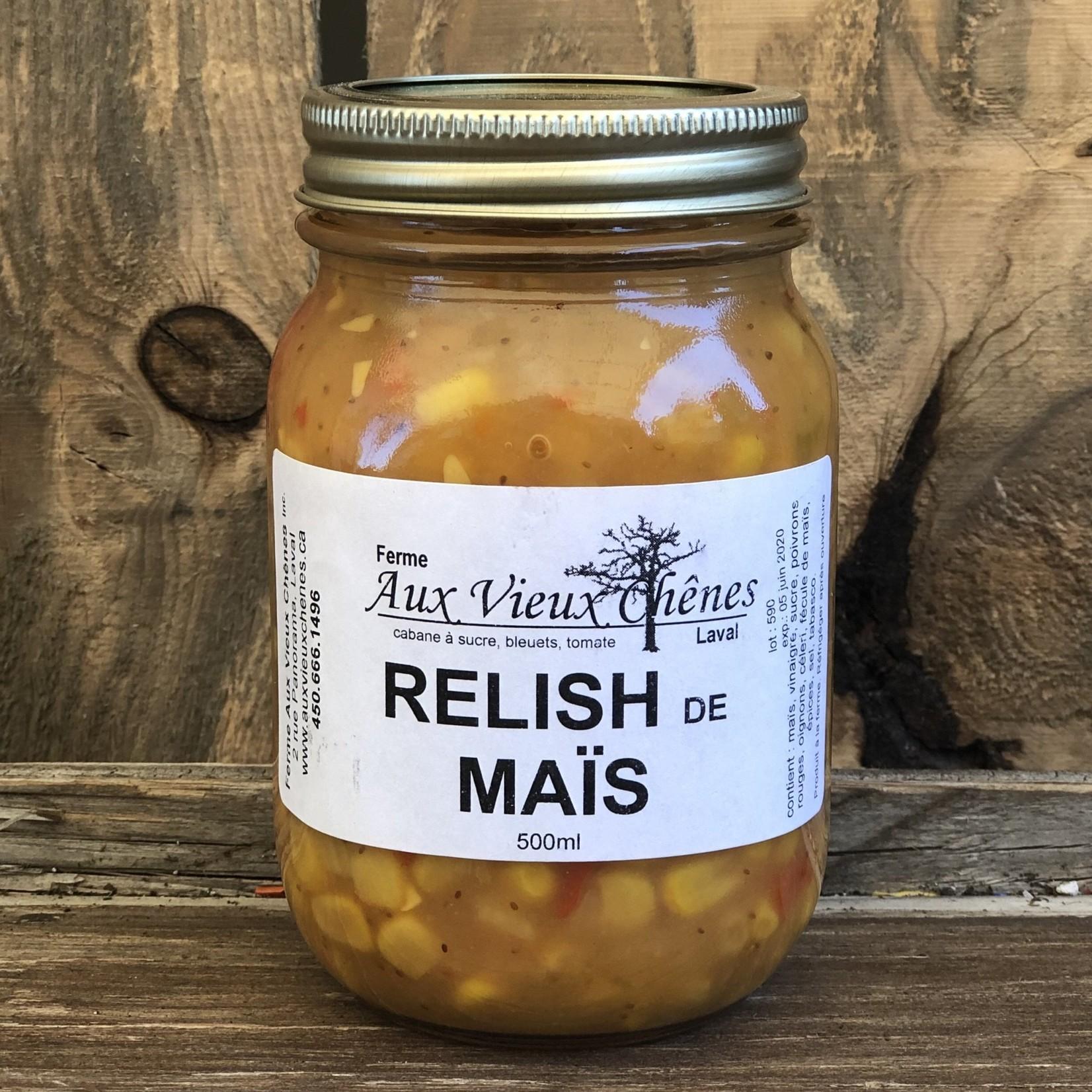 Relish de Mais (VC)