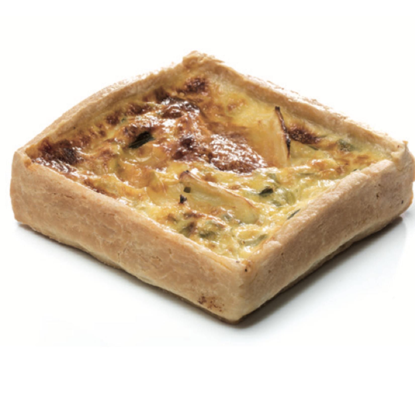 Quiche Poireaux Brie (familiale 600g)