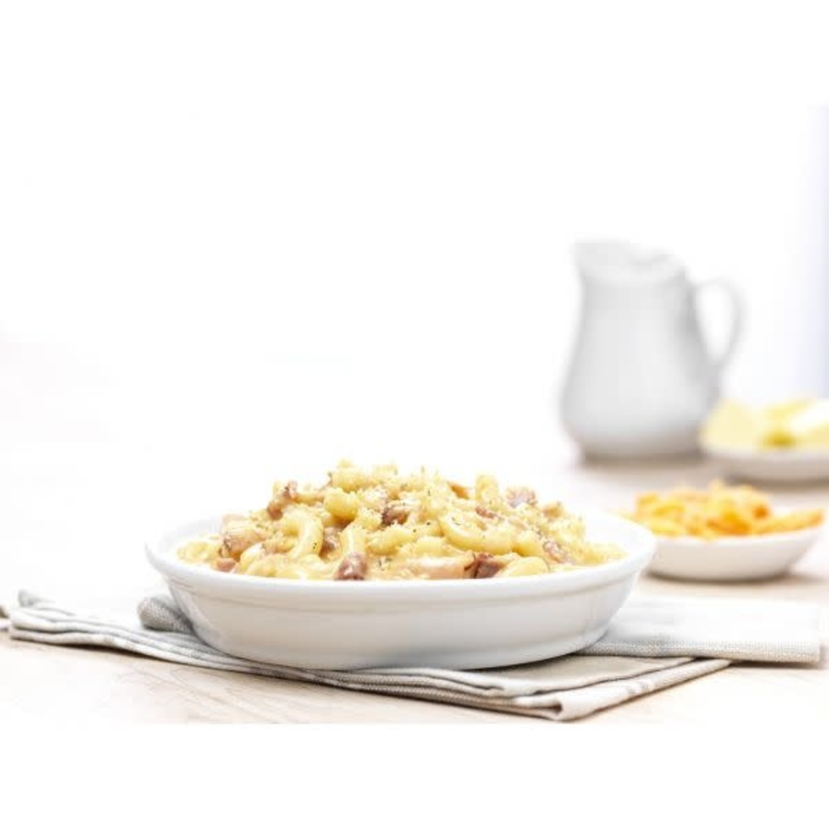 Mac and Cheese - 3 fromages & Bacon (350g)