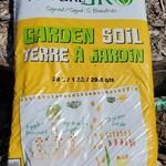 Sac (1)  de terre à jardin 30L
