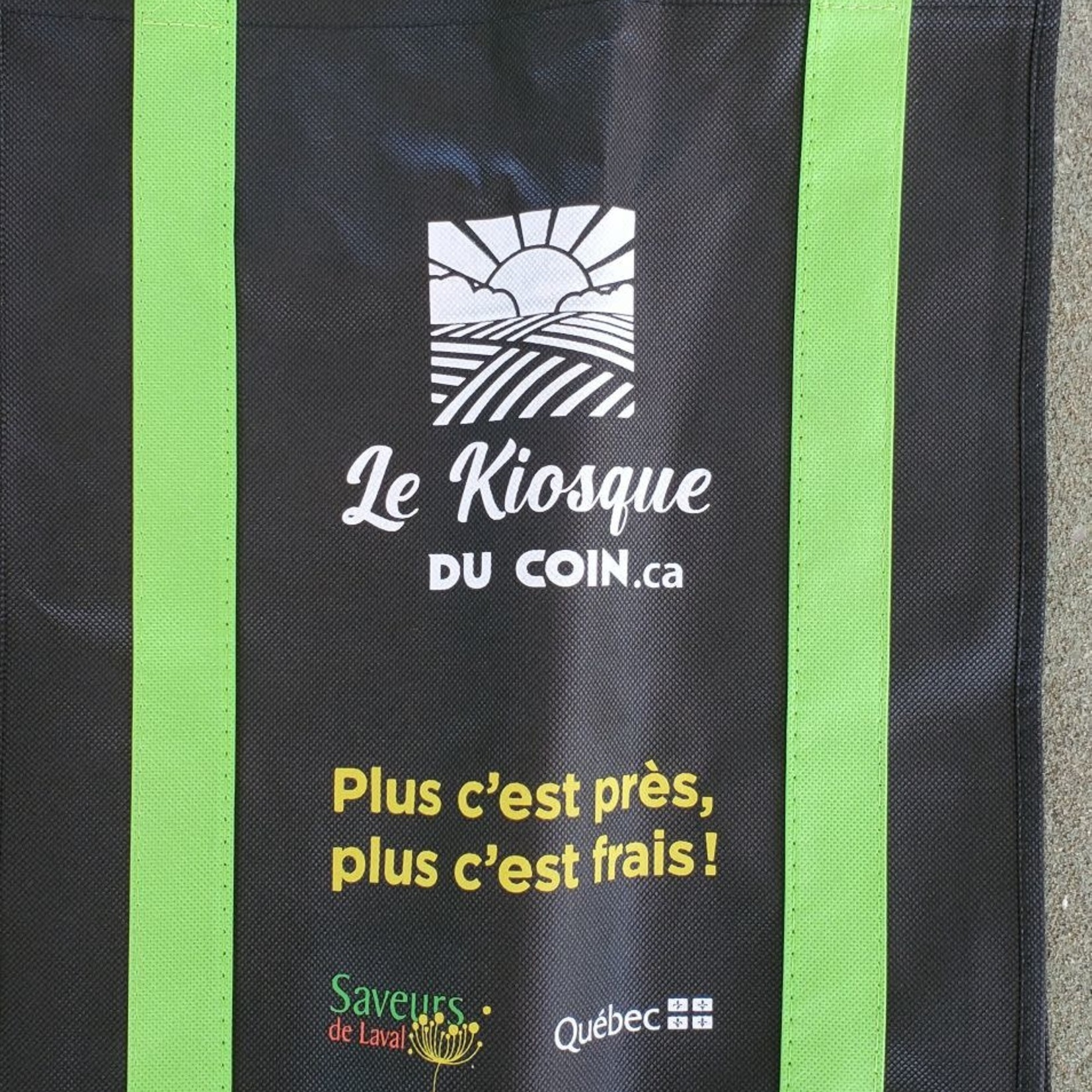 Sac réutilisable Kiosque Du Coin