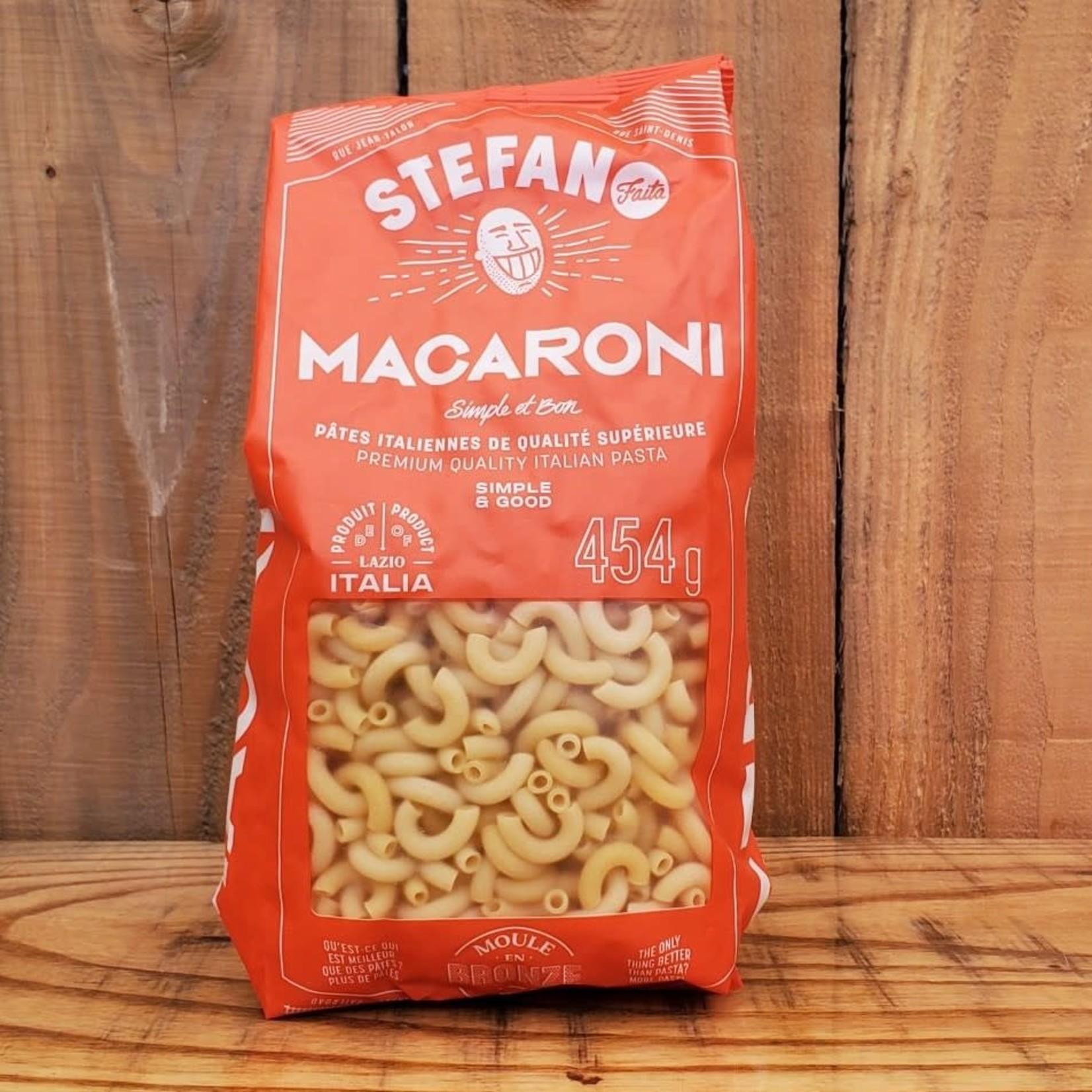 Stefano Stefano - Pâtes Macaroni (454g)