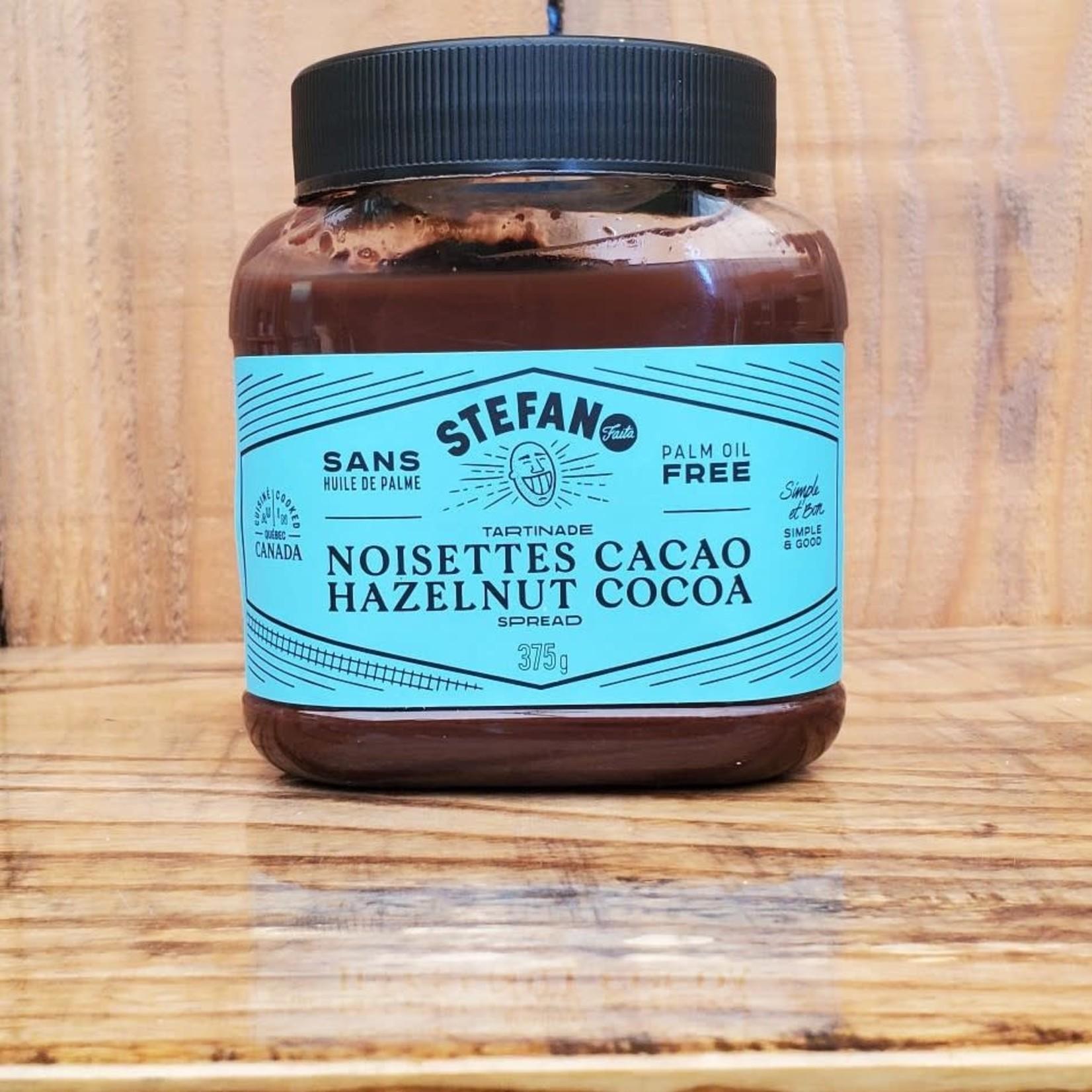 Stefano - Tartinade Chocolat Noisettes (375g)