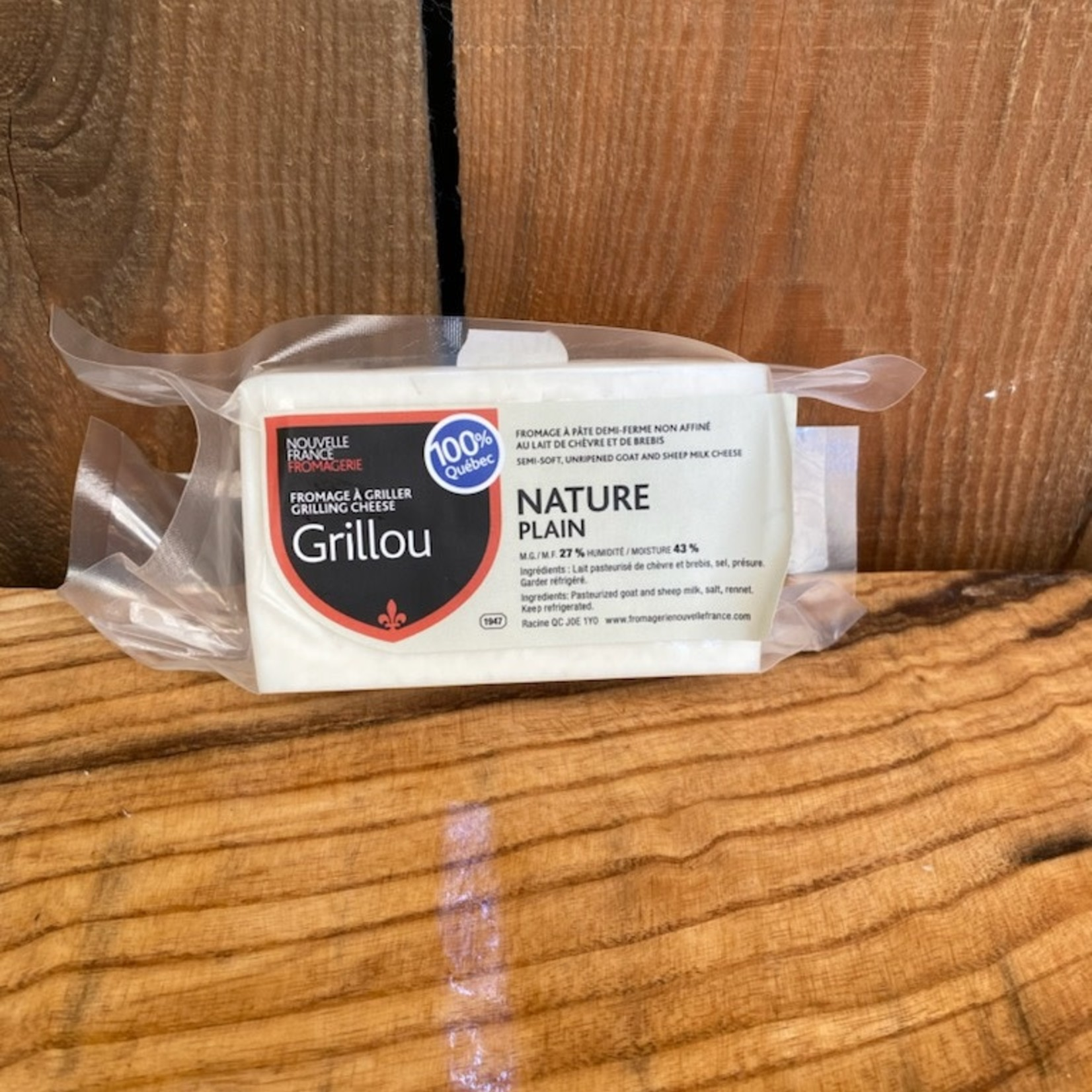 Fromage Grillou - Nature (200g)
