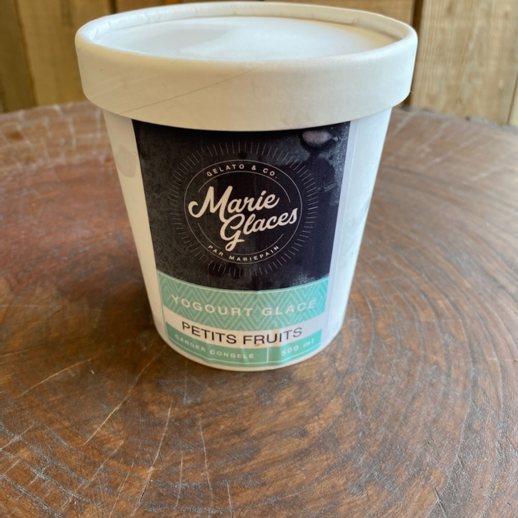 Yogourt glacé - Petits fruits (500ml)