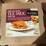 Pâté au veau Tex Mex