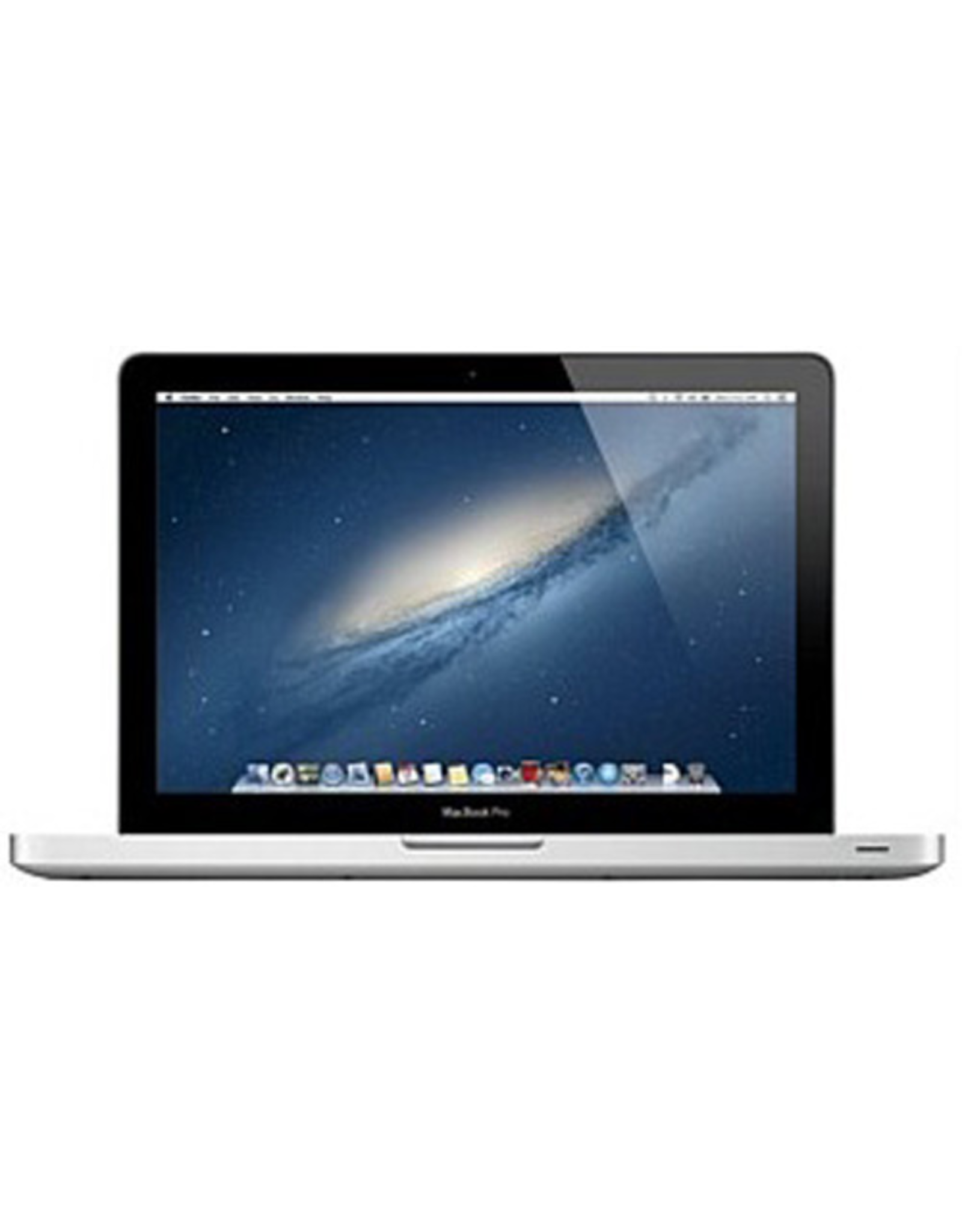 """Apple Apple Macbook Pro 15"""" 2.3GHz quad-core Intel Core i7 Turbo Boost up to 3.3GHz 4GB 1600MHz memory 500GB 5400-rpm hard drive1 Intel HD Graphics 4000 NVIDIA GeForce GT 650M with 512MB of GDDR5 memory Built-in battery (7 hours"""