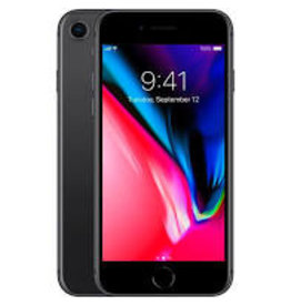 Apple iPhone 8, Grey 256GB, Good Condition,  4 months warranty
