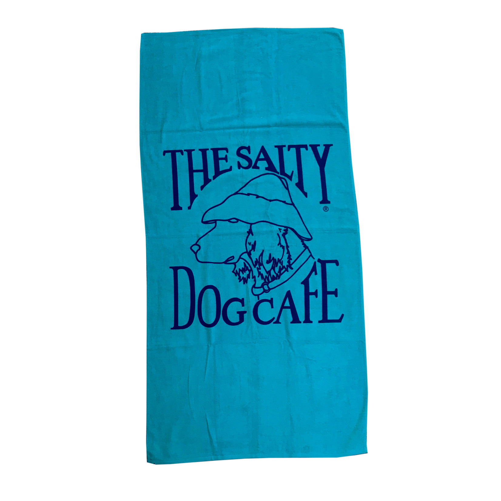 Beach Towel, Turquoise