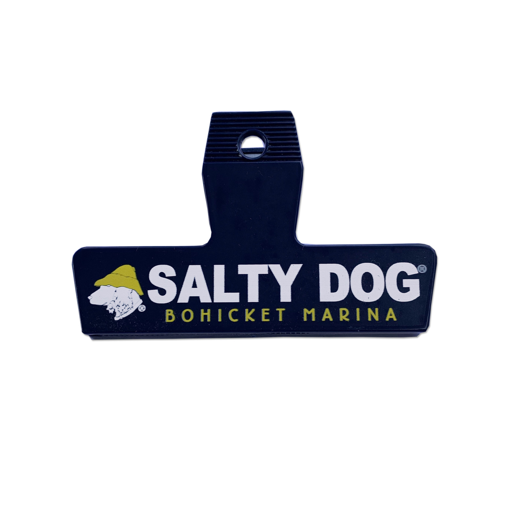 Bohicket Bag Clip, Navy