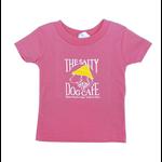 Bohicket Infant Tee Raspberry
