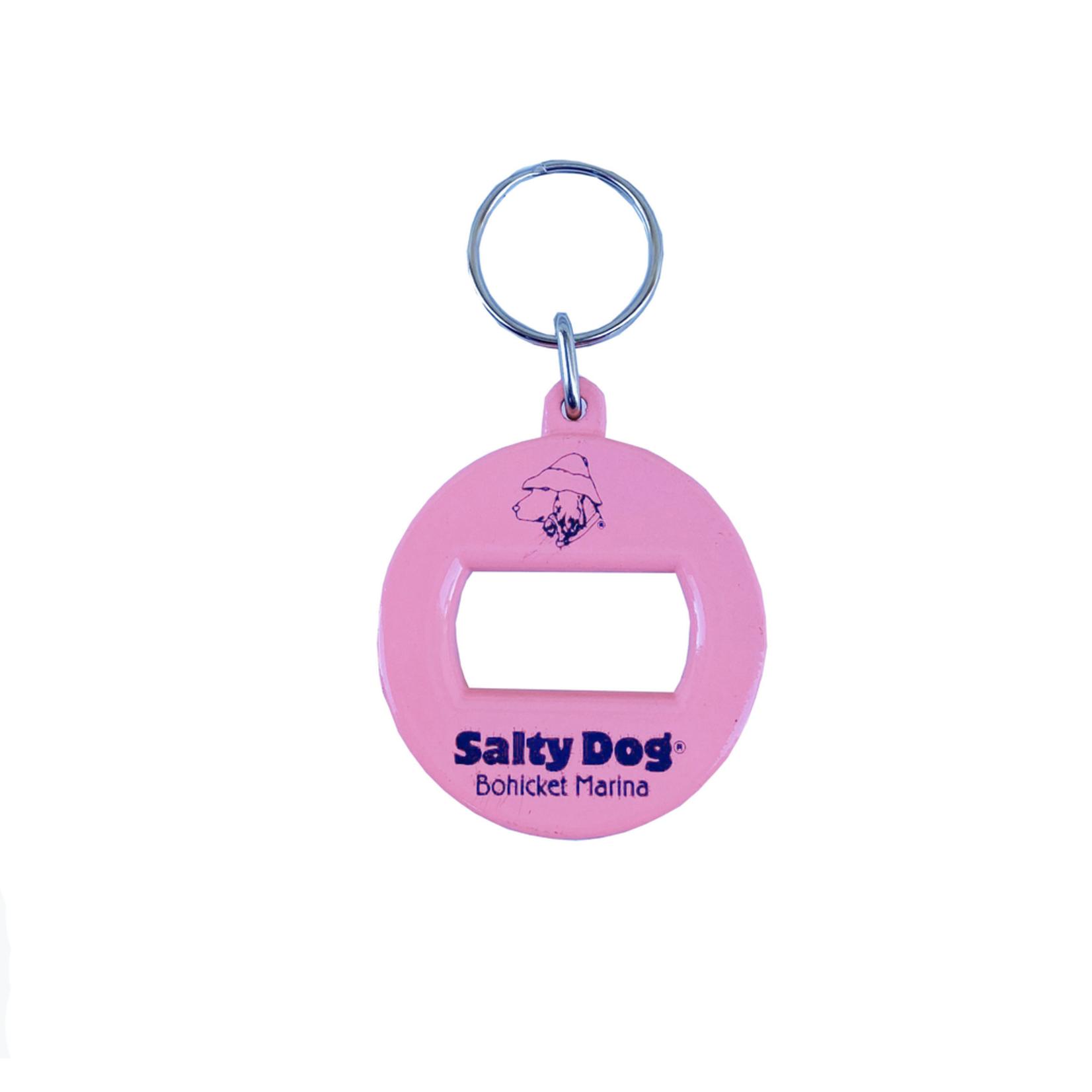 Bohicket Key Chain - 3 in 1, Pink