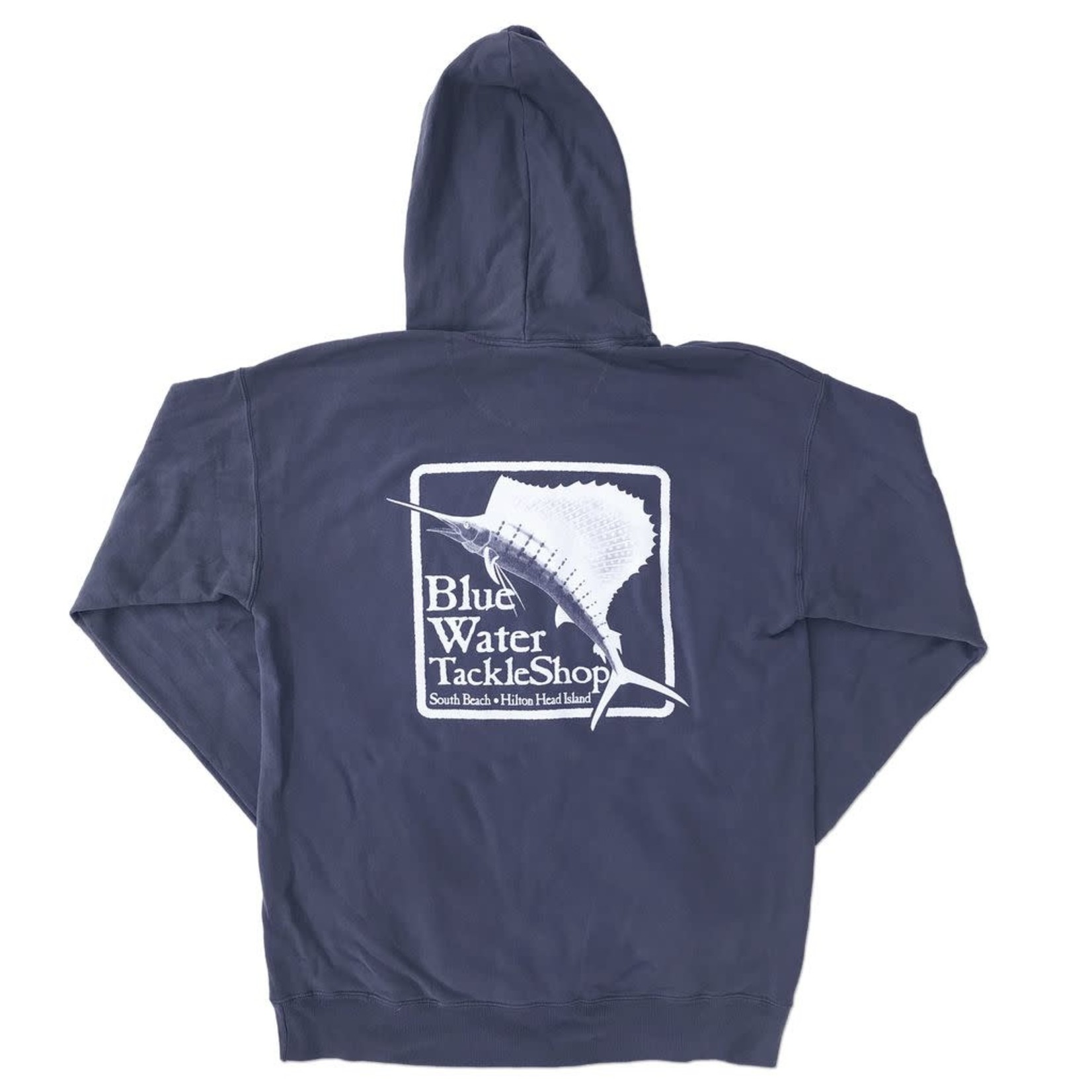 BW Hooded Anchor Slate