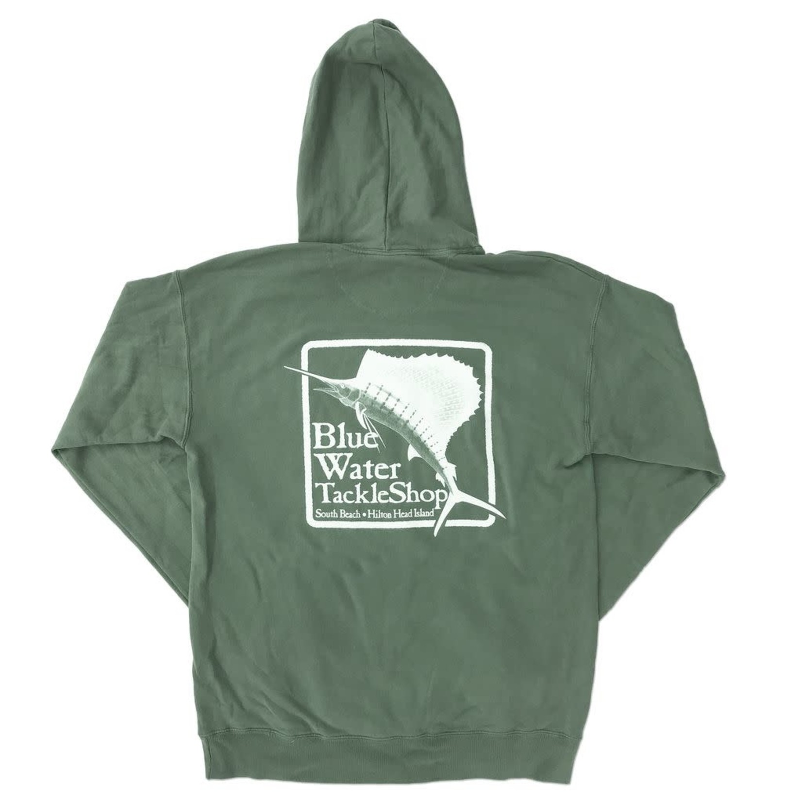 BW Hooded Cypress