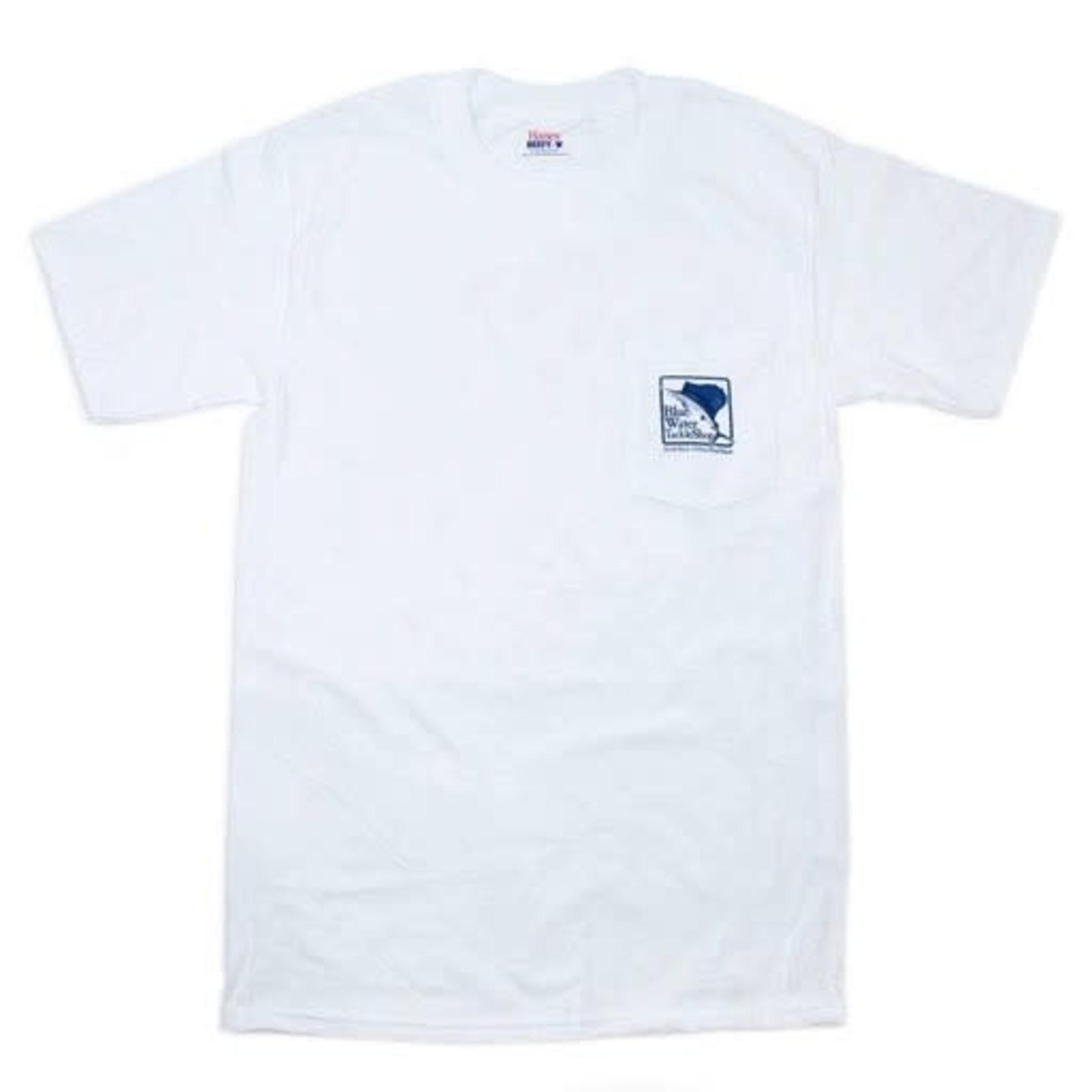 BW Pocket Sailfish 4C S/S White