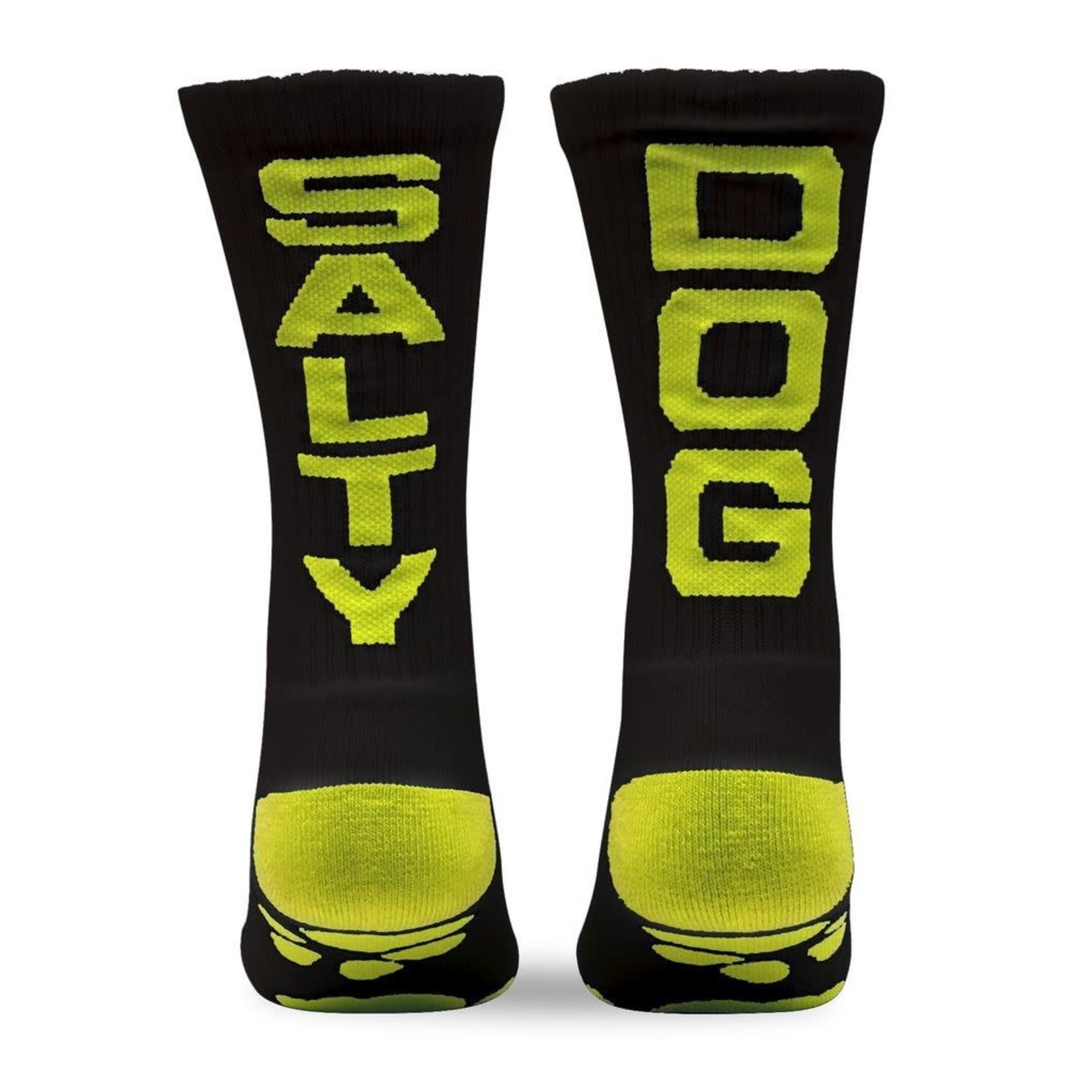 Youth Socks-Salty Dog, BK/82, OSFA