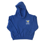 Youth Hooded Vintage Royal