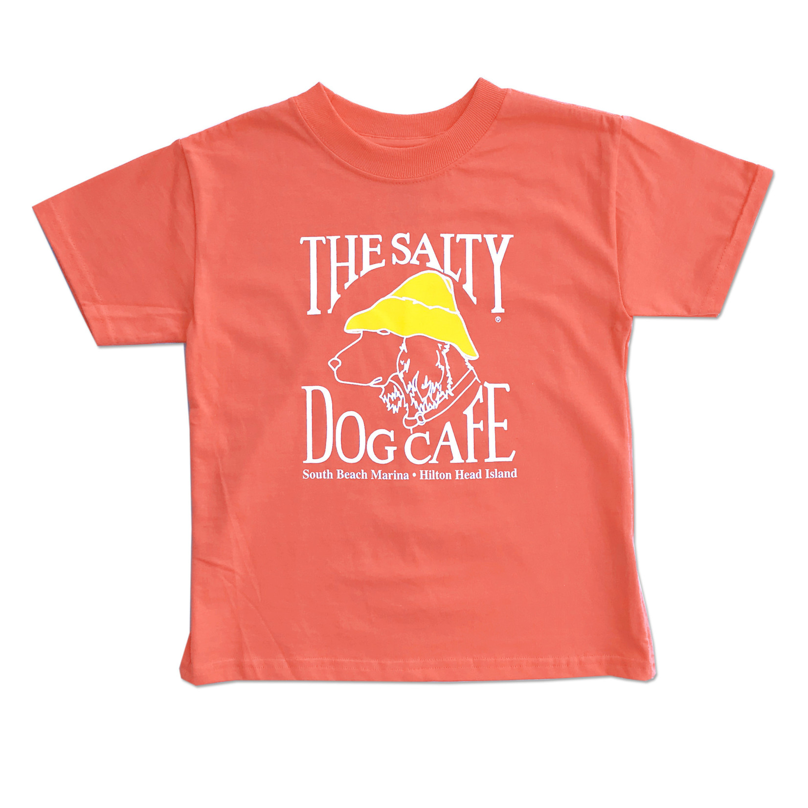 Youth Beefy S/S Charisma Coral