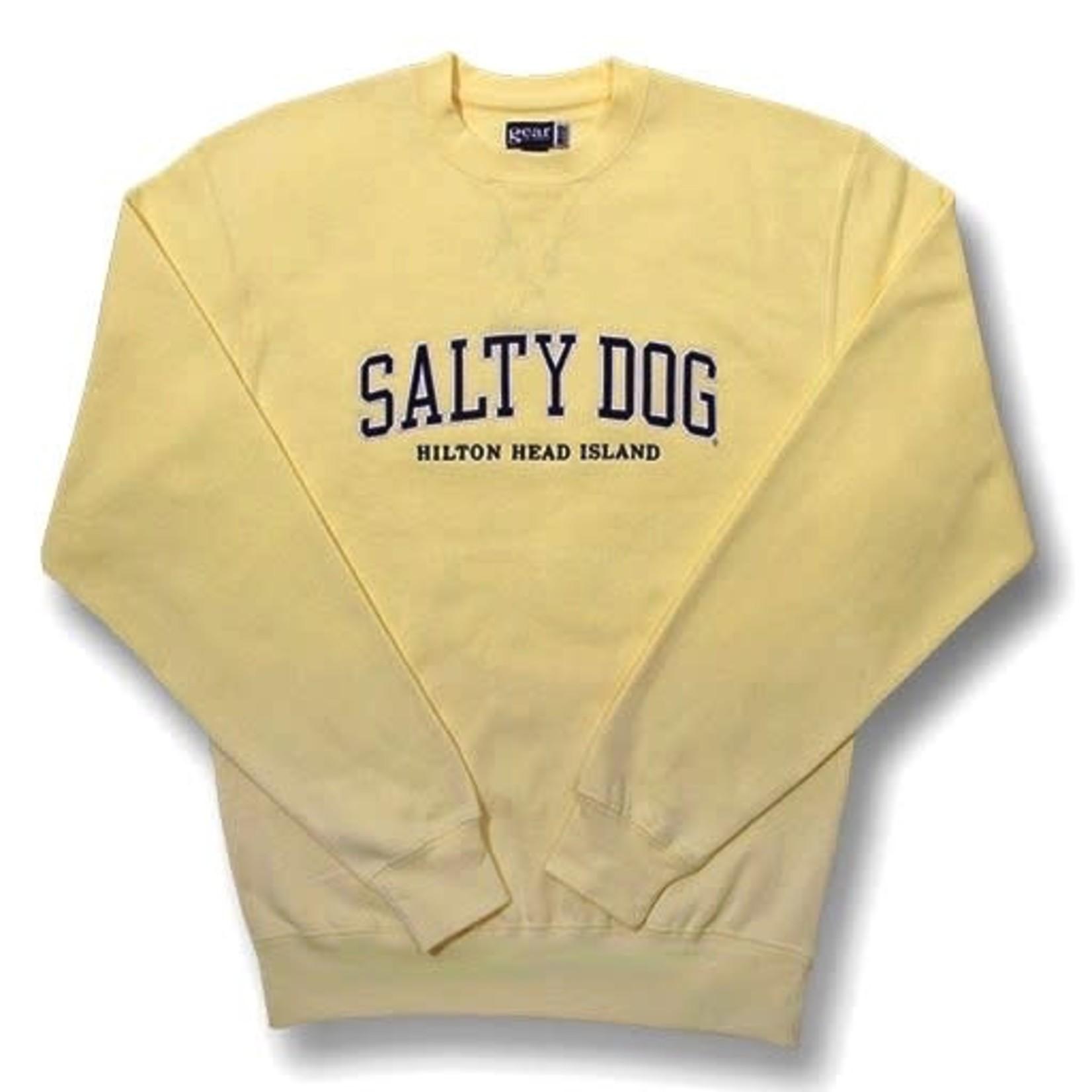 Sweatshirt-College Butter