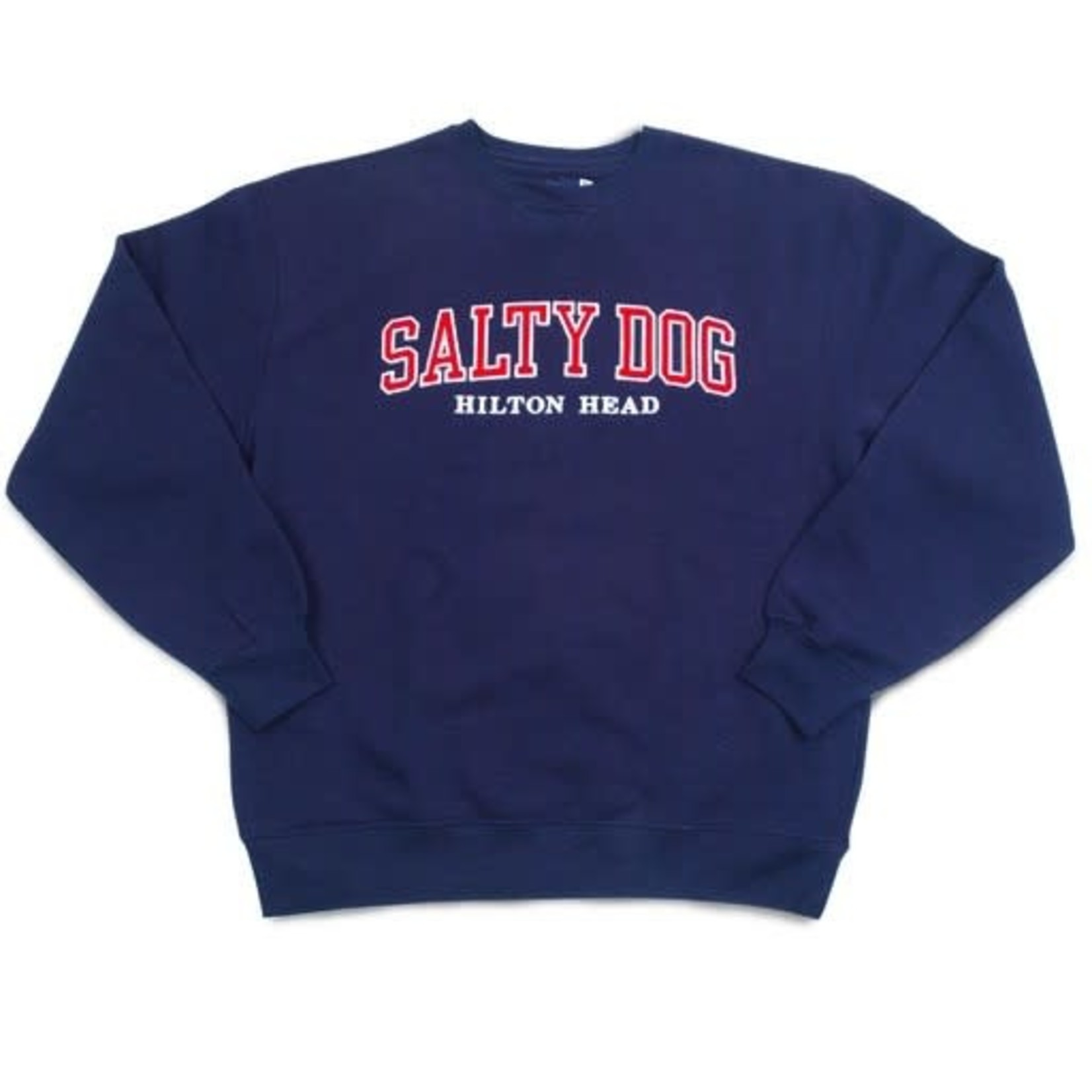 Sweatshirt-College Navy