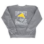 Sweatshirt-Stonewash Grey