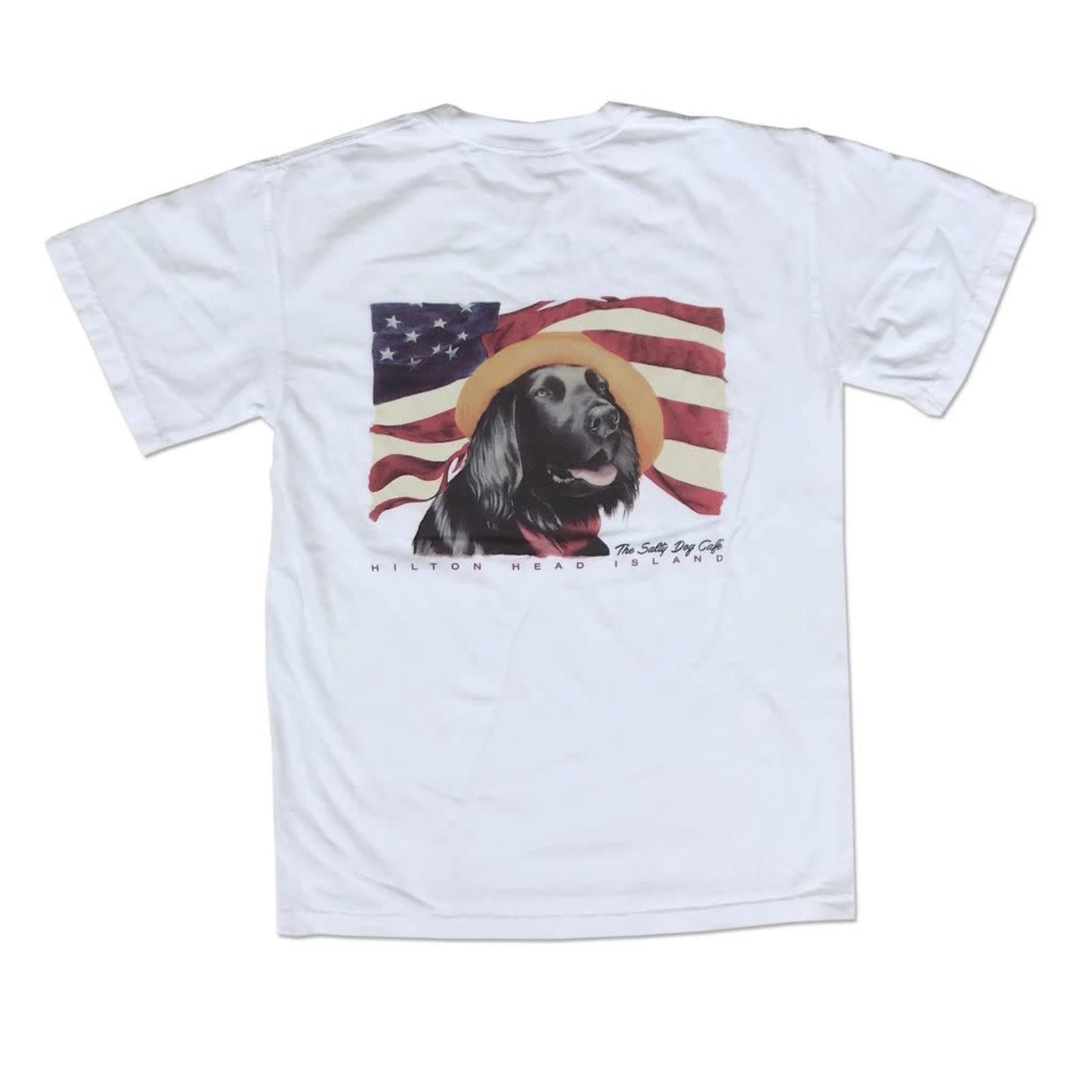 Diplomat Dog S/S White