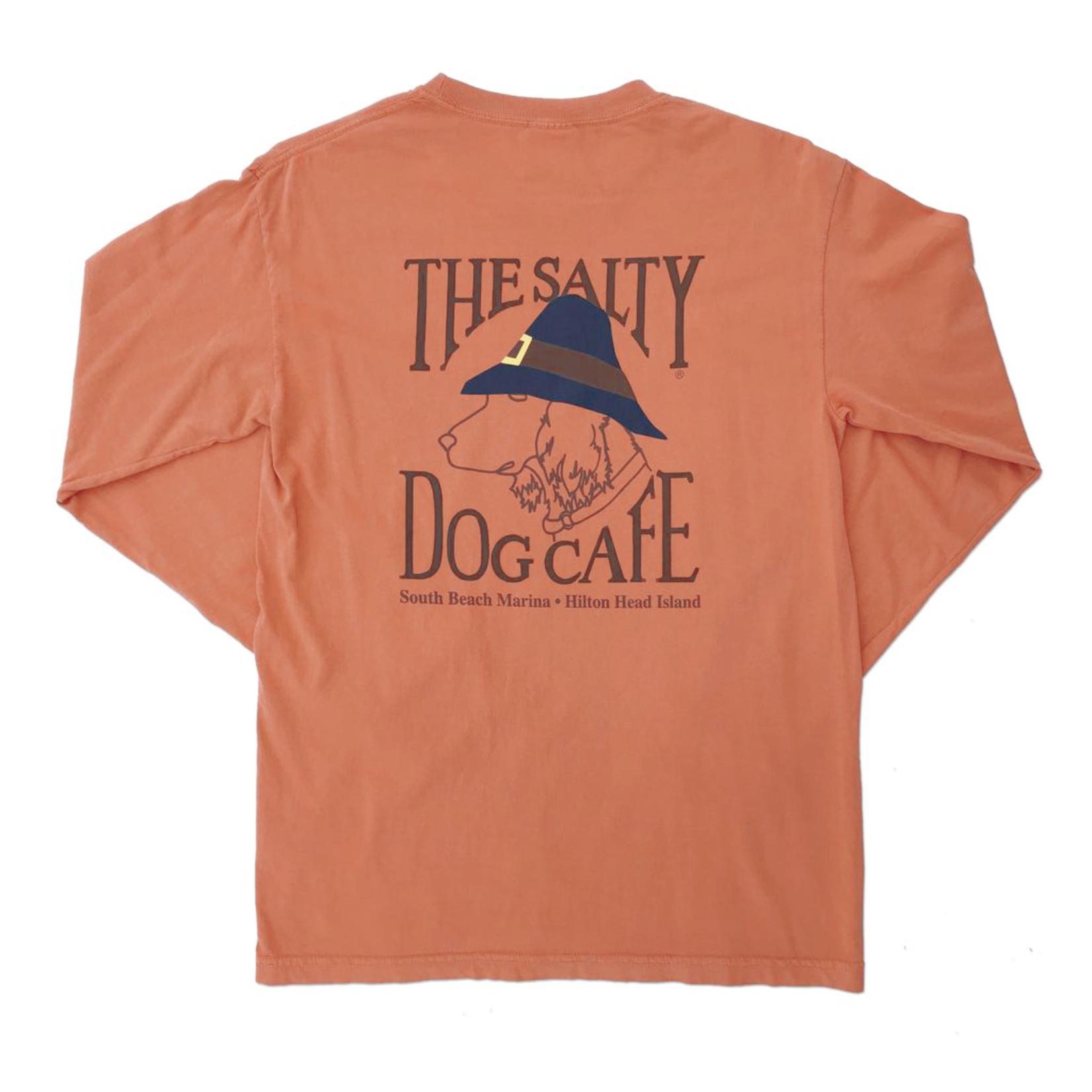 Pilgrim Dog L/S Terracotta