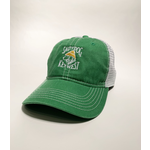 Hat - Pigment Dyed Mesh, Key West, Kelly Green, Adult