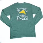 KW Comfort Colors L/S Light Green