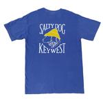 KW Comfort Colors S/S Flo Blue