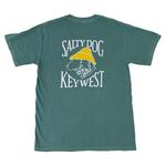 KW Comfort Colors S/S Light Green