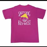 KW Comfort Colors S/S Raspberry